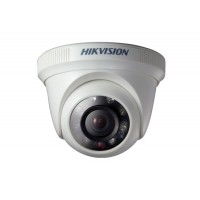 Hikvision DS-2CE56D0T-IRPF (2.8mm) 2MP THD IRLED dómkamera, TVI/AHD/CVBS