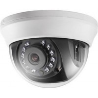 Hikvision DS-2CE56C0T-IRMMF (2.8mm) 1MP THD IRLED dómkamera, TVI/AHD/CVBS