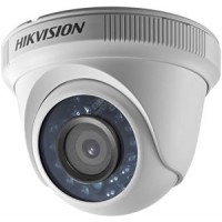 Hikvision DS-2CE56D0T-IRF (2.8mm) 2MP THD IRLED dómkamera, TVI/AHD/CVBS