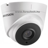 Hikvision DS-2CE56C0T-IT3F (2.8mm) 1MP THD EXIR dómkamera, TVI/AHD/CVBS kimenet