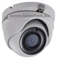 Hikvision DS-2CE56H0T-ITMF (2.8mm) 5 MP THD fix EXIR dómkamera OSD menüvel 4 in1 (TVI/AHD/HD-CVI/CVBS) kimenet