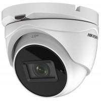 Hikvision DS-2CE56H0T-IT3ZF (2.7-13.5mm) 5 MP THD motoros zoom EXIR dómkamera OSD menüvel 4 in1 (TVI/AHD/HD-CVI/CVBS) kimenet