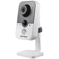HIKVISION DS-2CD2410F-IW (2.8mm) kamera, 1MP beltéri WiFi IR IP csempekamera PIR szenzorral